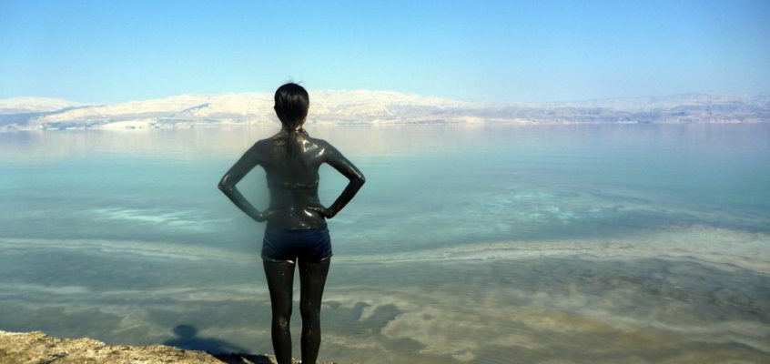 Wonders of the Dead Sea mud